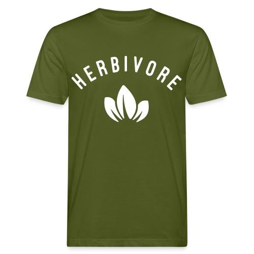Herbivore Leaf - Men's Organic T-Shirt