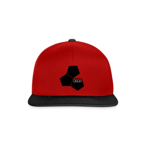 The Dada Snapback Red - Snapback Cap