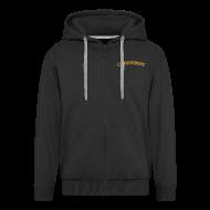 Pullover & Hoodies ~ Männer Premium Kapuzenjacke ~ Jacke