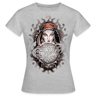 Tee shirts ~ Tee shirt Femme ~ Crystal Ball