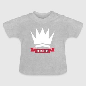 New king - Baby T-shirt