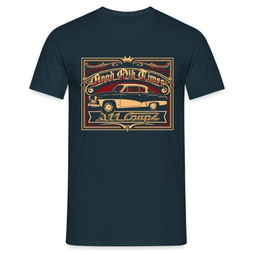 Wartburg 311 Coupe - Männer T-Shirt