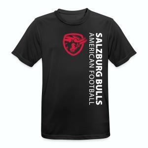 Salzburg Bulls BE STRONGER - Männer T-Shirt atmungsaktiv