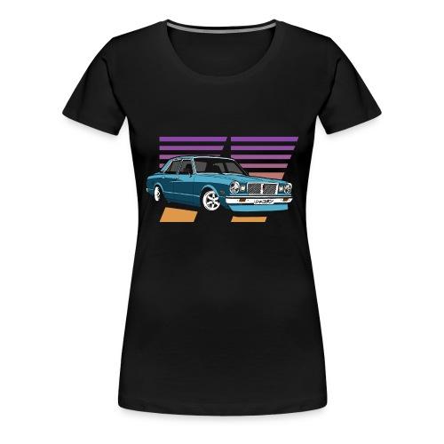 77 Women's T-shirt - Premium T-skjorte for kvinner