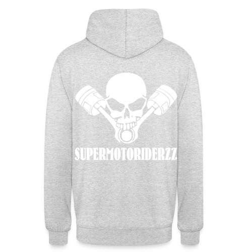 SupermotoRiderZz NEW! FOR GIRLS AND MEN - Unisex Hoodie