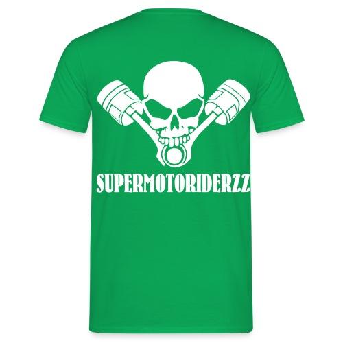 SupermotoriderZz NEW! T-shirt - Männer T-Shirt
