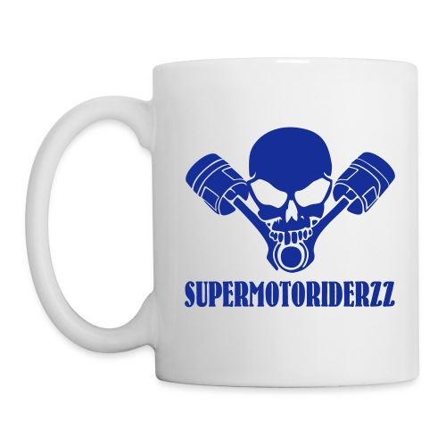 SupermotoRiderZz NEW! Kaffeebecher - Tasse