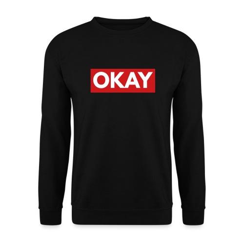 Okay Pullover - Männer Pullover