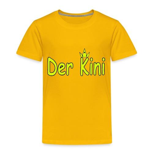 Kinder-T-Shirt Kini - Kinder Premium T-Shirt