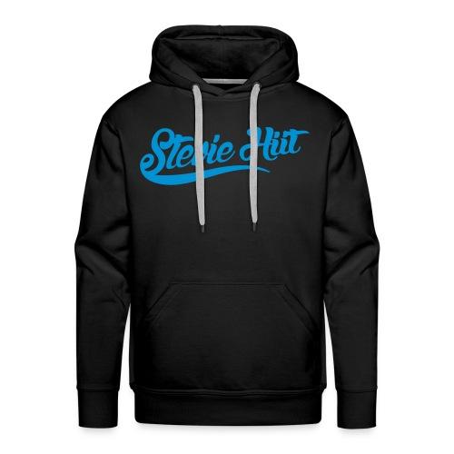 Stevie HIIT Logo - Men's Hoodie 2 - Men's Premium Hoodie