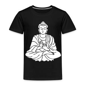 Buddha - Kinderen Premium T-shirt
