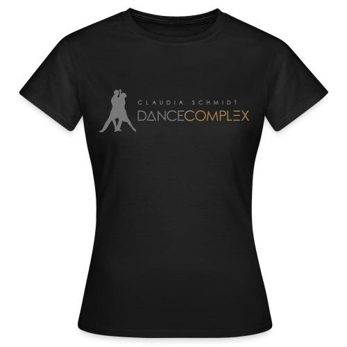 Classic Woman STANDARD DANCECOMPLEX black - Frauen T-Shirt