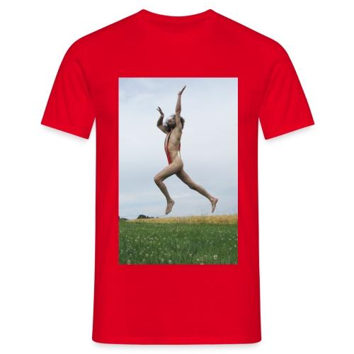 Emil fliegt - Männer T-Shirt