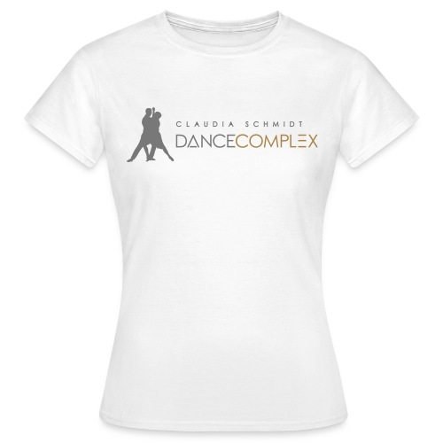 Classic Woman STANDARD DANCECOMPLEX white - Frauen T-Shirt