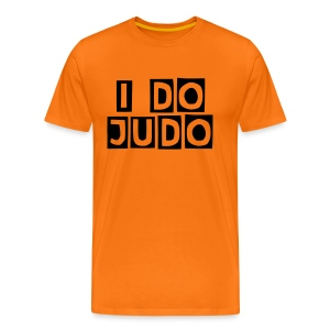 I do Judo Menn - Premium T-skjorte for menn