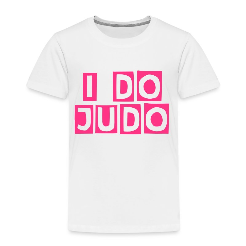 I do Judo T-skjorte for barn - Premium T-skjorte for barn