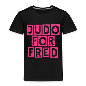 Judo for fred T-skjorte Barn - Premium T-skjorte for barn