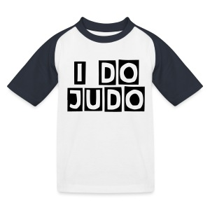 I do Judo Baseball-T-skjorte for barn - Baseball-T-skjorte for barn