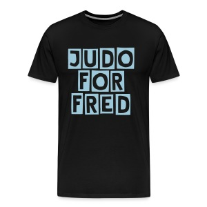 Judo for fred T-skjorte Menn - Premium T-skjorte for menn