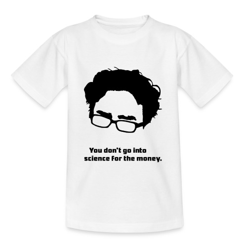 Leonard Teeanager T-Shirt - Teenager T-Shirt