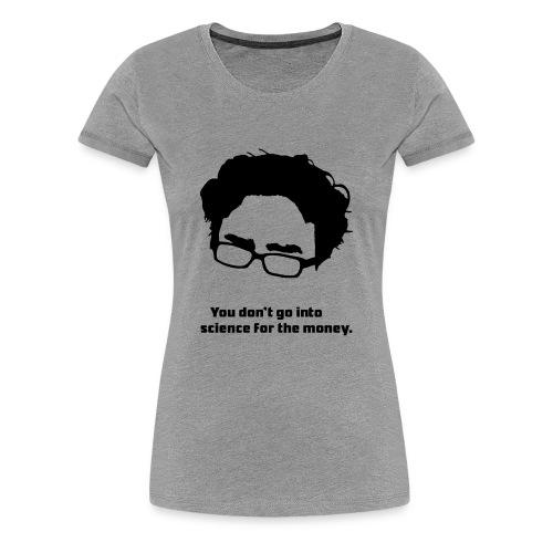 Leonard Frauen Premium T-Shirt - Frauen Premium T-Shirt