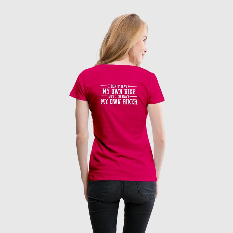 I don't have T-Shirts - Women's Premium T-Shirt