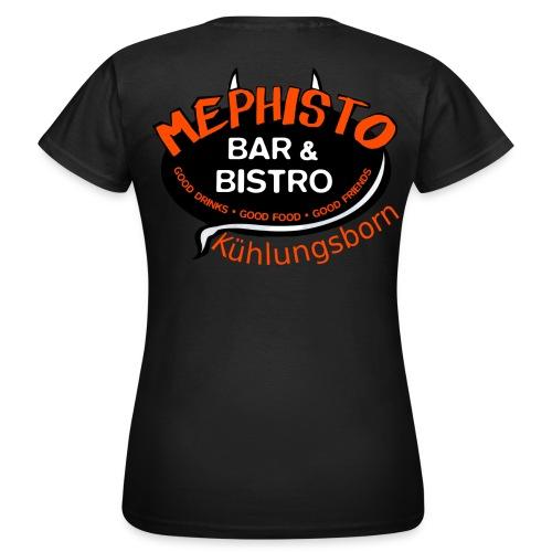 Mephisto Girls - Frauen T-Shirt