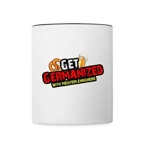 Get Germanized Mug - Contrasting Mug