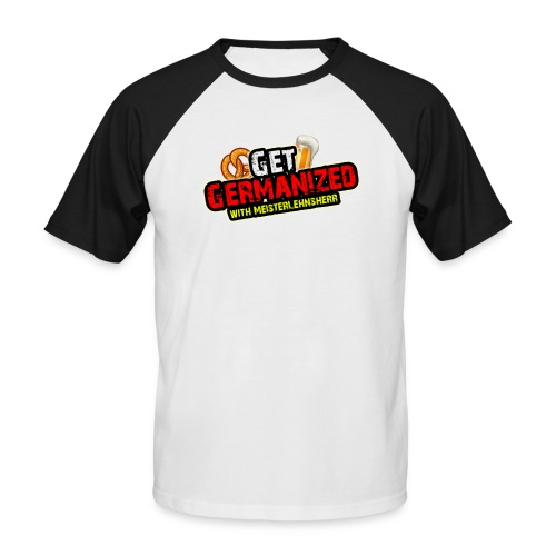 Get Germanized Baseball Shirt - Men's Baseball T-Shirt