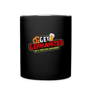 Get Germanized Mug - Full Colour Mug