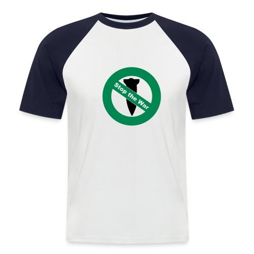No War Shirt - Men's Baseball T-Shirt