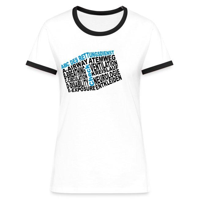 Grilie Shirts Rettungsdienst ABC