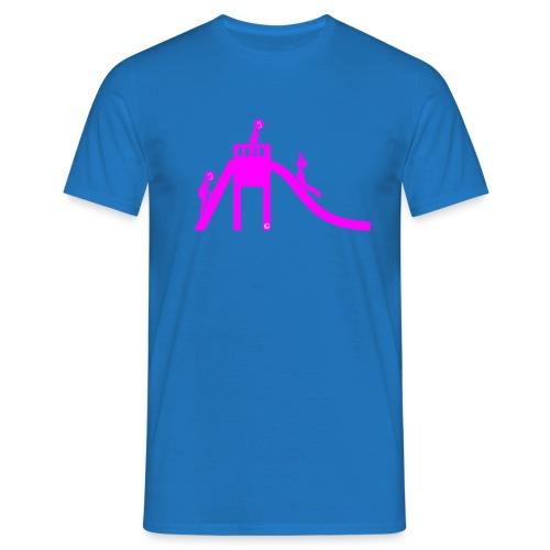 Playground 2 day - Mannen T-shirt