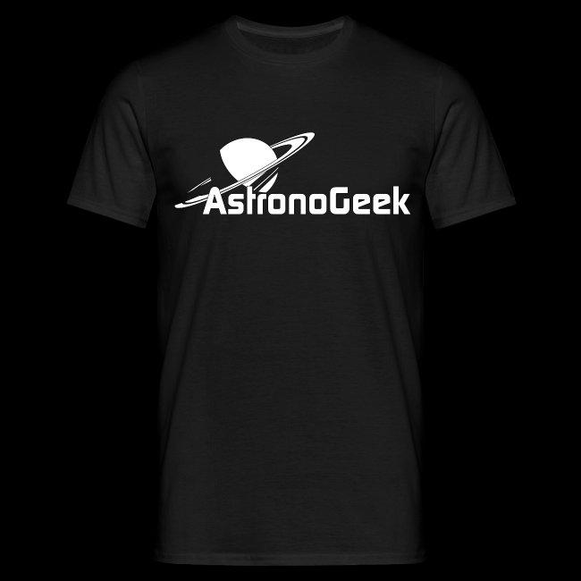 T-Shirt AstronoGeek Homme