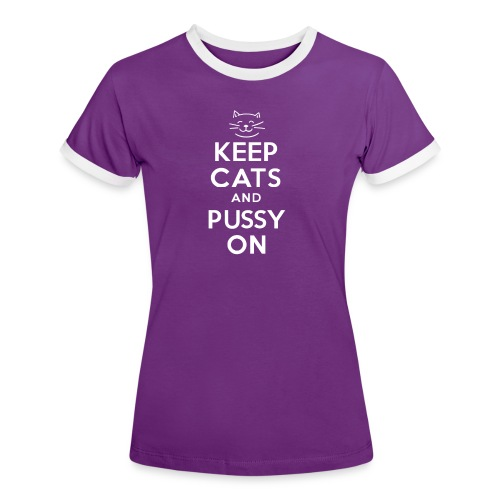 Cats 45 - Women's Ringer T-Shirt