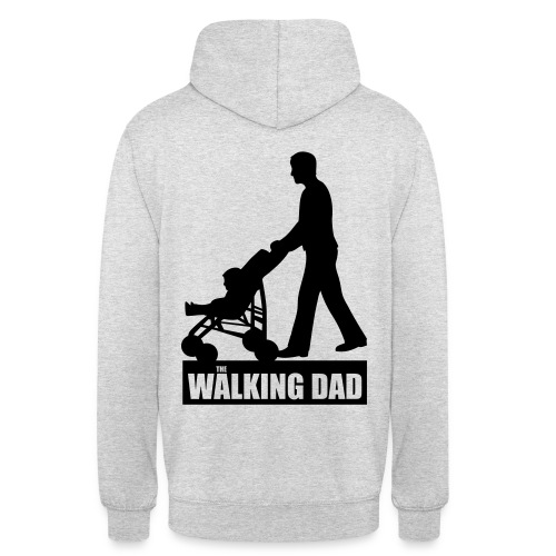 The walking Dad Pulli - Unisex Hoodie