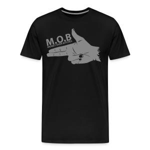 MOB - Mannen Premium T-shirt