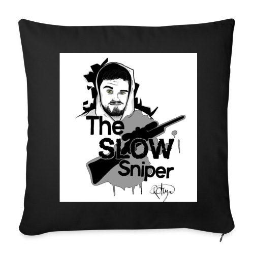 TheSlowPillow - Sofa pillow cover 44 x 44 cm