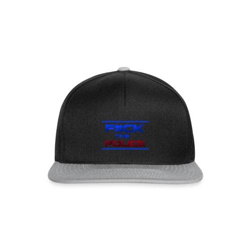 F#CK THE POLICE SnapBack - Snapback Cap