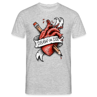 Tee shirts ~ Tee shirt Homme ~ Draw or Die