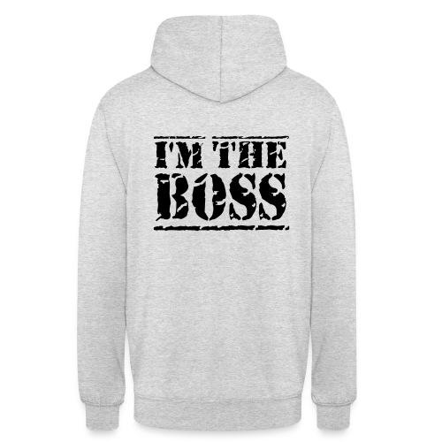 The Boss - Unisex Hoodie