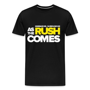 TFB | As the rush comes - Men's Premium T-Shirt