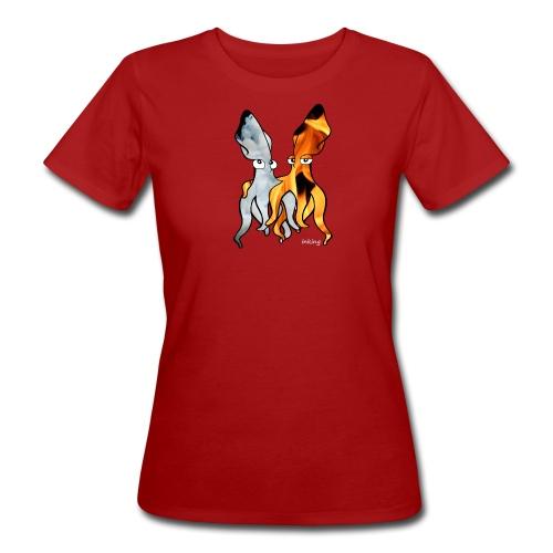 Bio Tshirt Fiou ELLE - T-shirt bio Femme