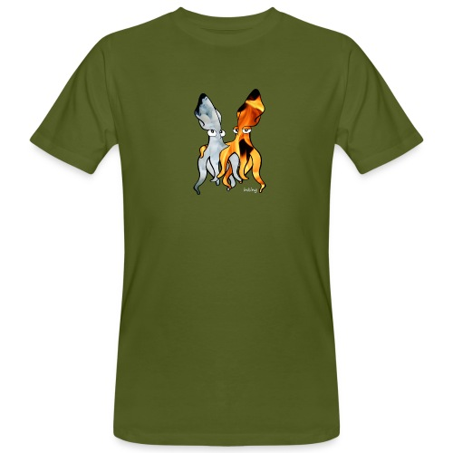 Bio Tshirt Fiou LUI - T-shirt bio Homme