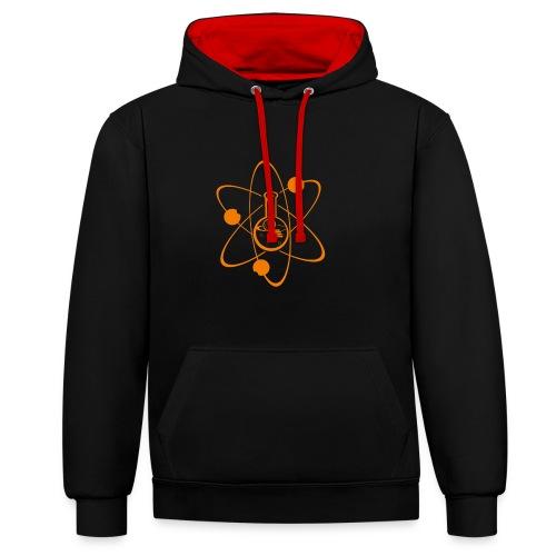 Canonn Logo Hoodie - Contrast Colour Hoodie
