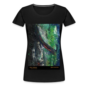 Alien Embrace - Women's Premium T-Shirt