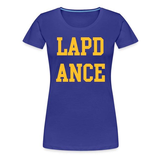 LAPD ANCE