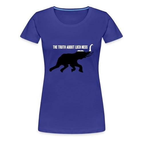 Nessie - Vrouwen Premium T-shirt