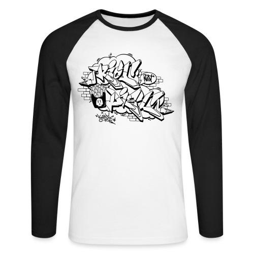 xKIES - Men's Long Sleeve Baseball T-Shirt