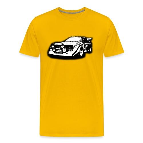 Der Urknall - Männer Premium T-Shirt
